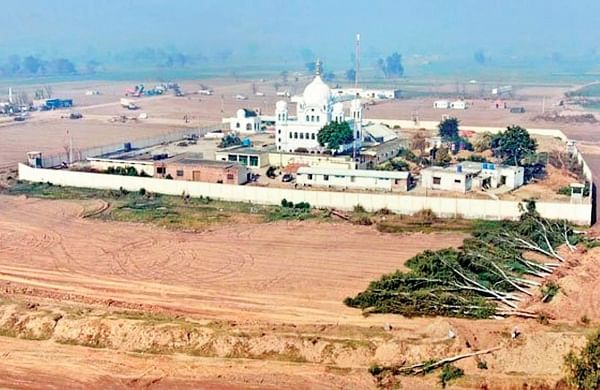 Home Secretary inspects Kartarpur corridor, will be done by October 31