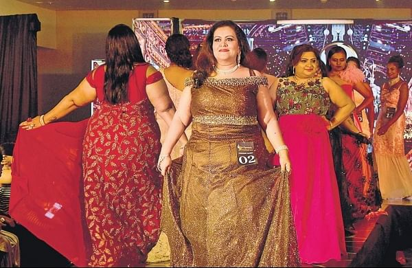 Women say no to body shaming at Mrs Karnataka International 2019