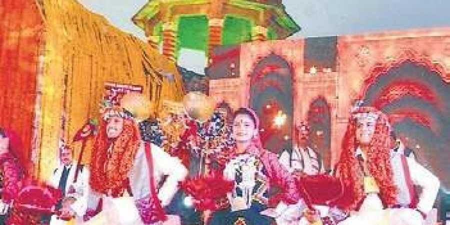 The week-long festival that celebrates communal harmony started on Sunday