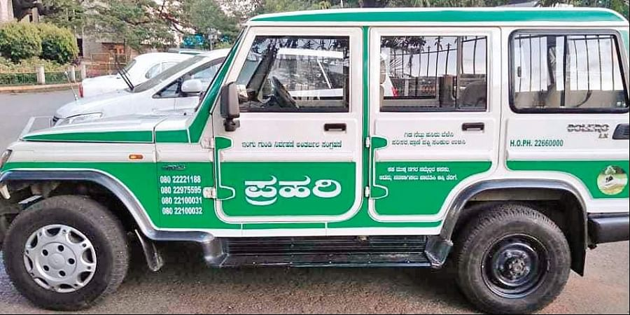 Equipments like torch, ladder, electric saw, etc will now be available in Prahari vehicles