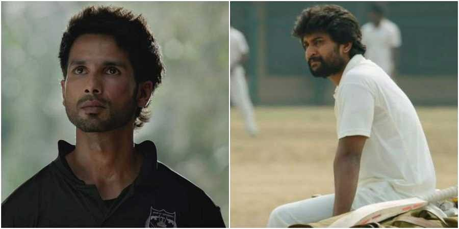 Shahid Kapoor to star in Hindi remake of Nani-starrer 'Jersey'