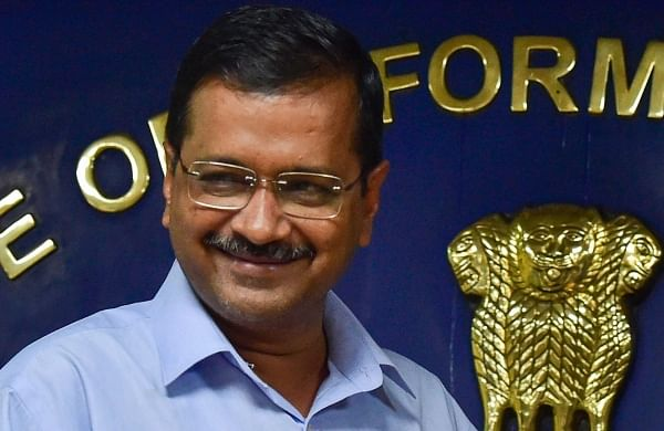 "Kejriwal to launch ""AK"" mobile app to stay in touch with AAP volunteers"