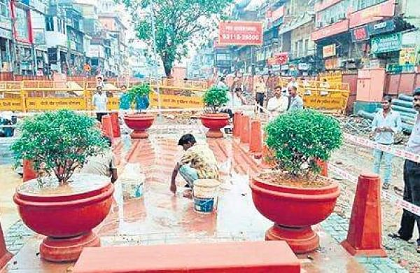 Curbs at Chandni Chowk to be eased for festive season shoppers