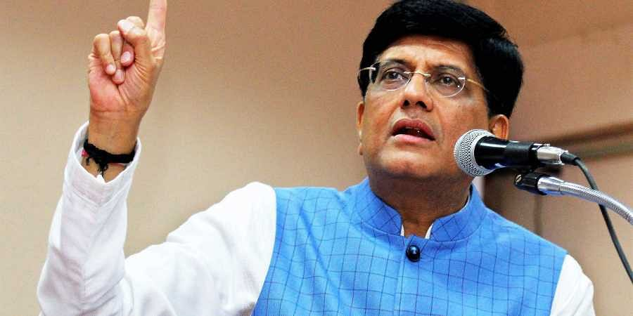 Union Minister for Commerce and Industry Piyush Goyal (File Photo | EPS)
