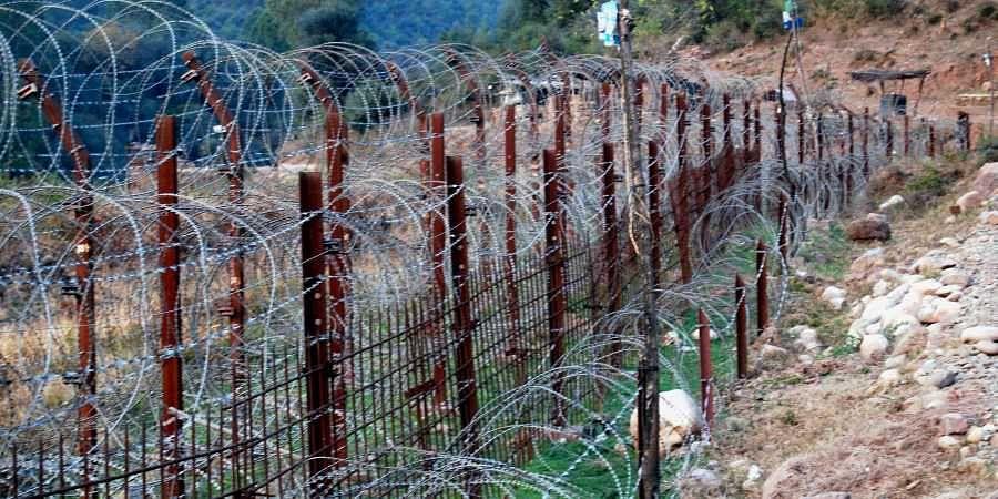 Indian Army, Line of Control, LoC , Border , War