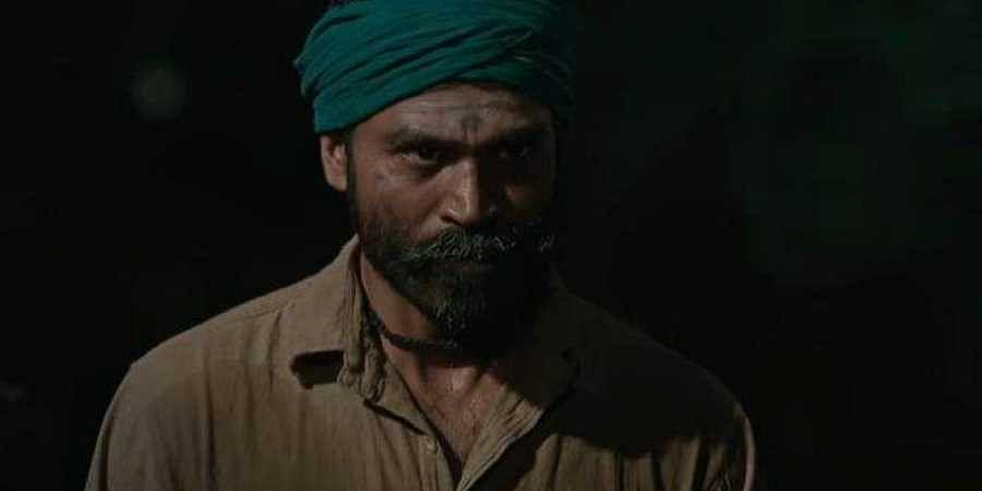 Dhanush in 'Asuran'.