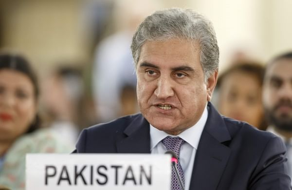 Pakistan Foreign Minister Qureshi writes letter to top UN officials to reject bifurcation of Kashmir