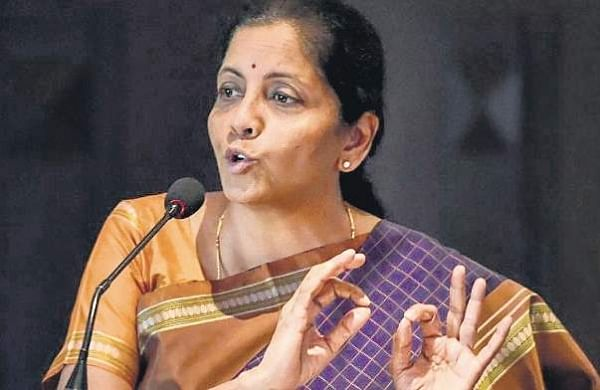 Human rights has become global buzzwor after revocation of Article 370, says Nirmala Sitharaman