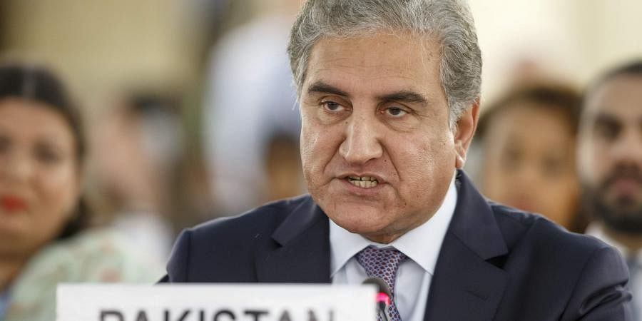 No possibility of diplomatic engagement with India: Pakistan Foreign Minister Shah Mahmood Qureshi