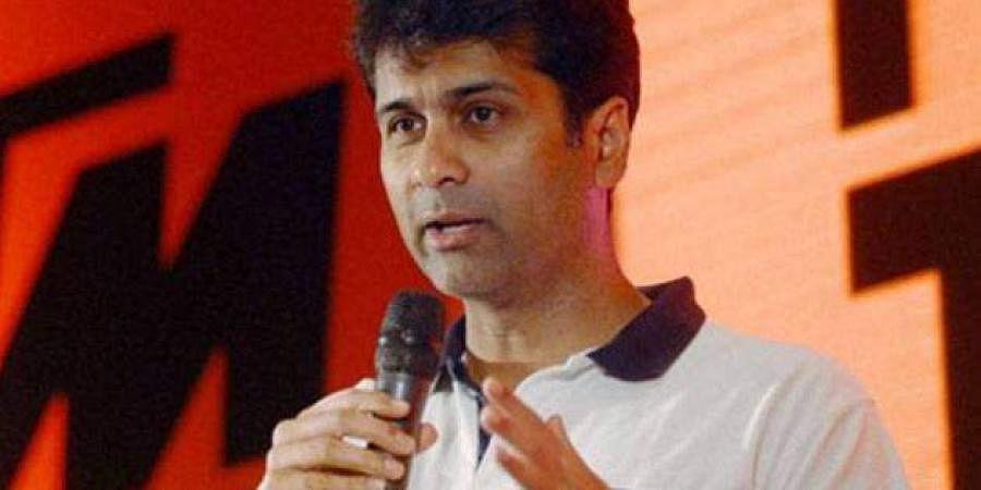 Bajaj Auto Managing Director Rajiv Bajaj