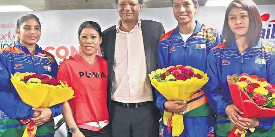 Manju Rani enters final
