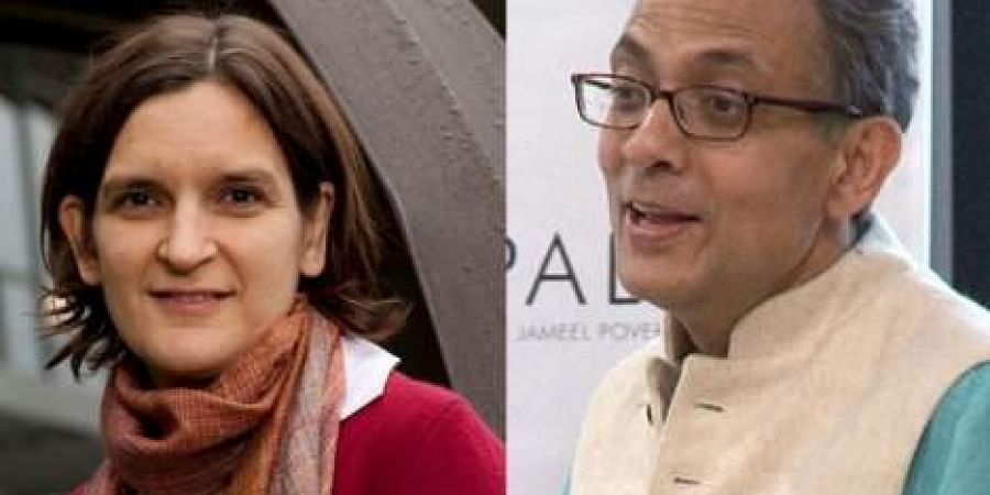 The 2019 Nobel Prize in Economic Sciences was awarded jointly to Indian-origin Abhijit Banerjee, French-American Esther Duflo and Michael Kremer 'for their experimental approach to alleviating global poverty.' Duflo is only the second woman to win the Nobel Economics Prize in its 50-year existence, following Elinor Ostrom in 2009. Abhijit's mother, Nirmala Banerjee, on his research on global poverty alleviation said that he has a quality of explaining tough issues in simple language.