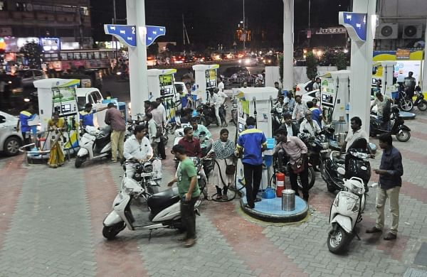 Economic slowdown: Major dip in fuel demand shows contraction