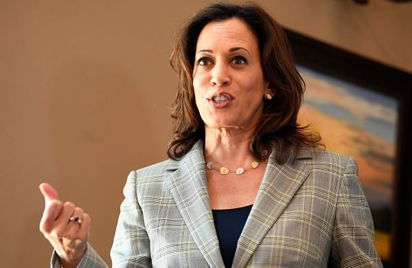 Won't suspend Donald Trump's account, Twitter tells Kamala Harris