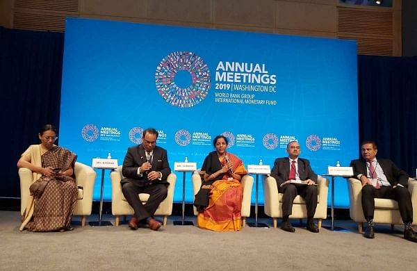 India's commitment on climate change best among several nations, says Nirmala Sitharaman
