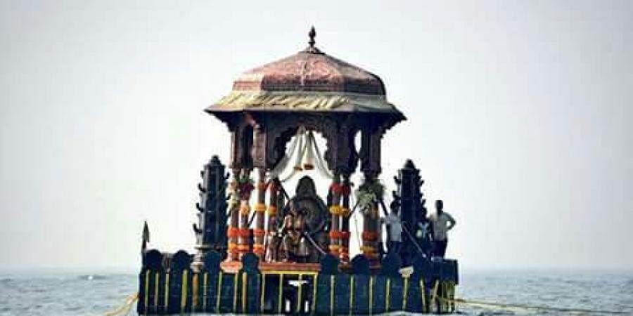 Shivaji Memorial. (File | EPS)
