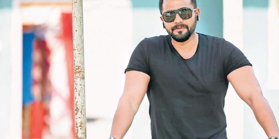 Actor Sriimurali. (Photo   File)
