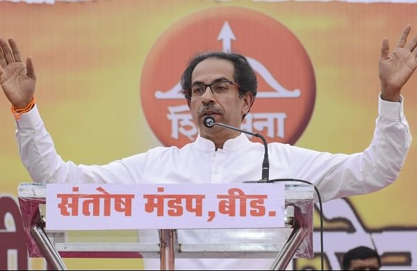 Elect policeman instead of thief, Uddhav Thackeray appeals to people of Vasai-Virar