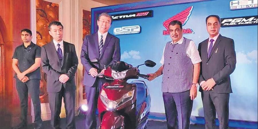 Honda Motorcycle and Scooter India's Activa 125 BS-VI launch in September attended by Union Minister for Transport Nitin Gadkari was just one of several such launches made by Indian automakers over the past few months.