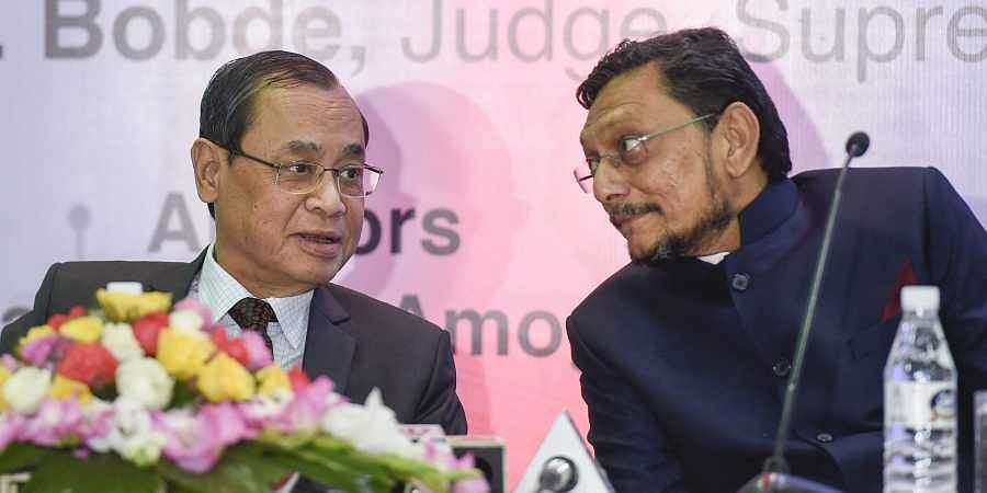 CJI Ranjan Gogoi on Friday October 18 2019 wrote to the Centre recommending justice SA Bobde as his successor.