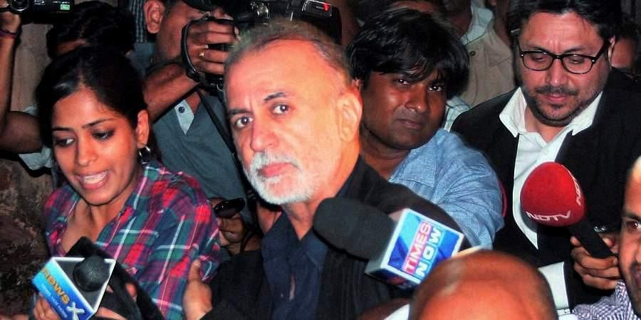 Former Tehelka editor-in-chief and rape accused Tarun Tejpal