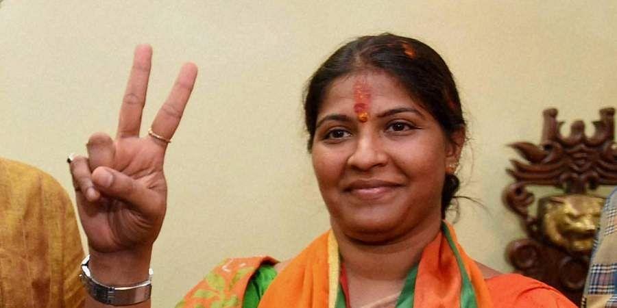 Shiv Sena rebel MLA Trupti Sawant