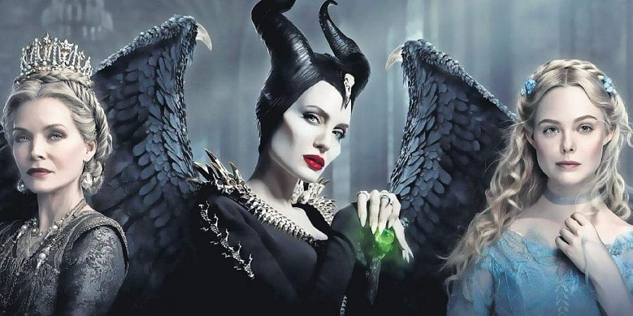 The poster of 'Maleficent: Mistress Of Evil'.