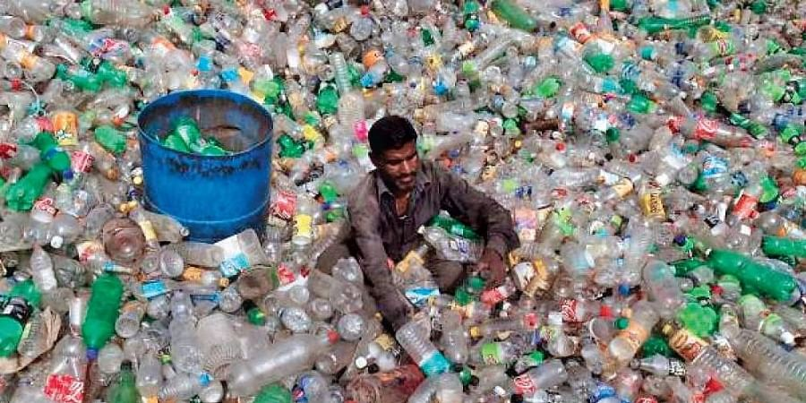 The Central Pollution Control board has identified 12 single-use plastic items, from a larger 64 single-use plastic items' list to be initially banned.