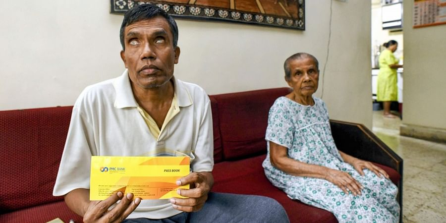 Allwyn Dsouza, one of the depositors of the crisis-hit PMC bank, is dependent on the interest received to look after himself and his 85 year old mother Tresea R.