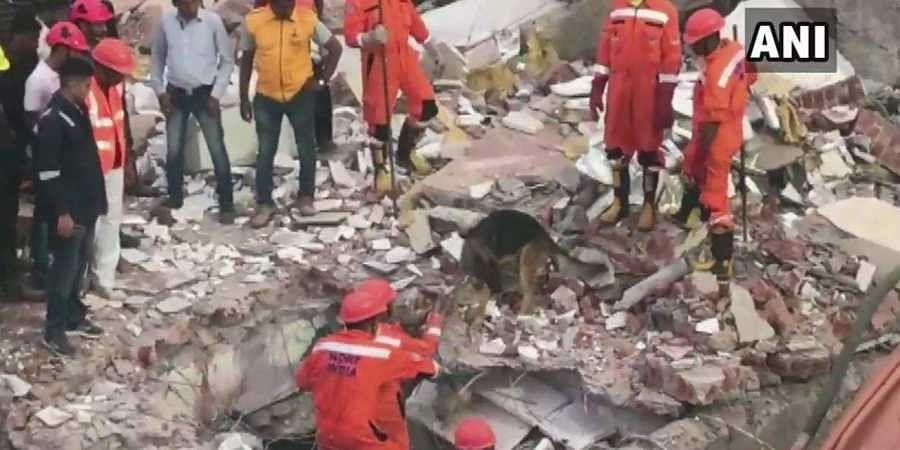 Gujarat building collapse