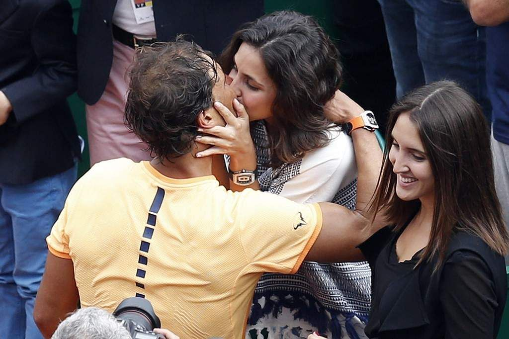 Nadal, the 19-time grand slam champion, tied the knot with 31-year-old Perello at La Fortaleza. (Photo   AFP)