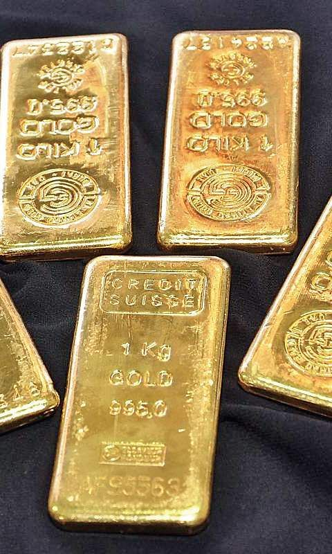 Sleuths at Trivandrum airport seize a record  28.15 kg gold this fiscal