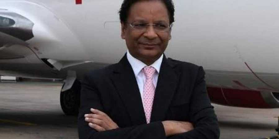 SpiceJet Chairman and MD Ajay Singh