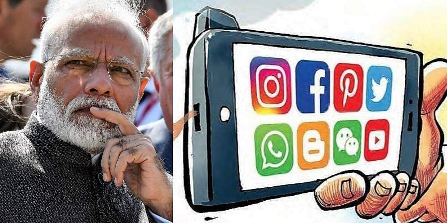 Government plans to regulate social media as it can cause disruption