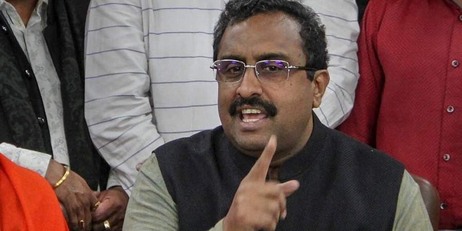 India not a 'dumping market': BJP National General Secretary Ram Madhav at Indo-US conclave