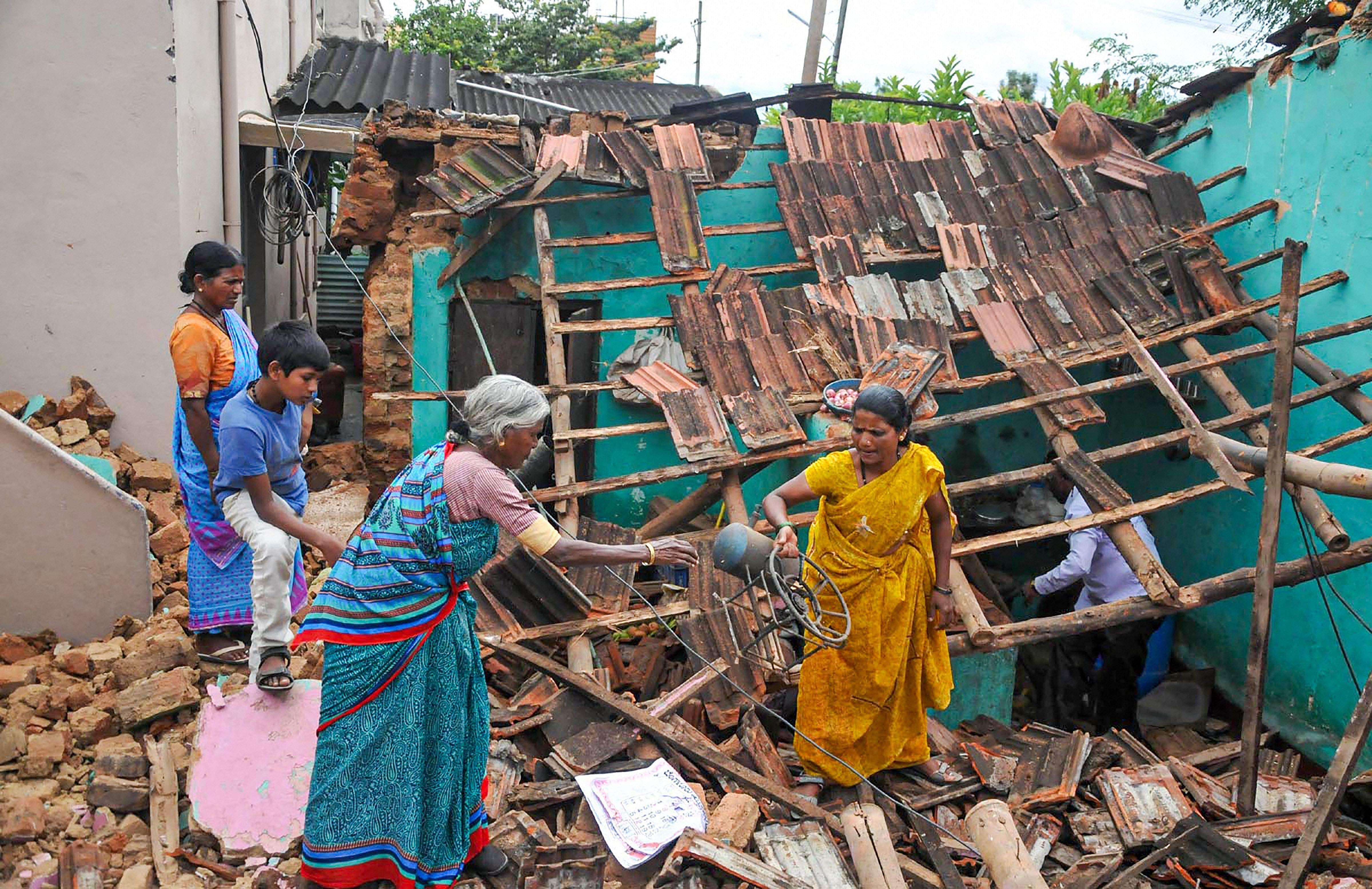 Photos-South India rains-October2019