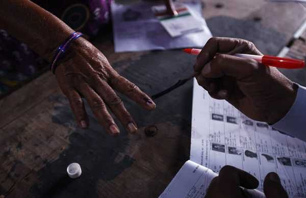 Moderate turnout in Haryana, Maharashtra, Mumbai puts up poor show