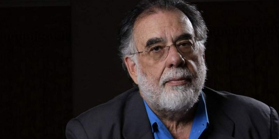 Director Francis Ford Coppola.