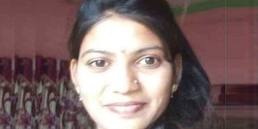 Marathi actressPooja Zunjar