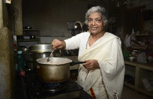 At 70, she feeds many mouths to eke out a living