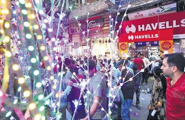 Dark Diwali awaits for cracker sellers in Delhi