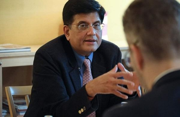 Trains to get WiFi service in next four years: Railways Minister Piyush Goyal