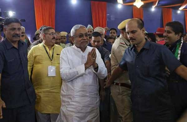 Nitish Kumar demands full statehood for Delhi