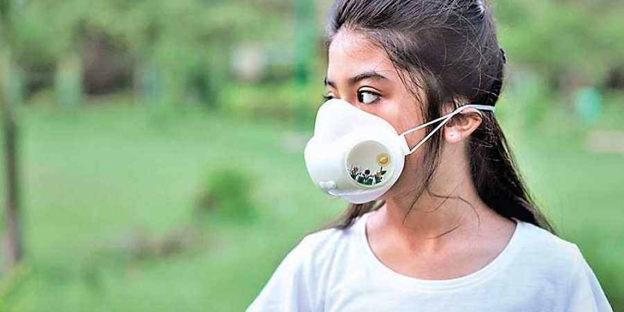 As stubble burning has already begun, the real-time air pollution index of Delhi cites 'unhealthy'.