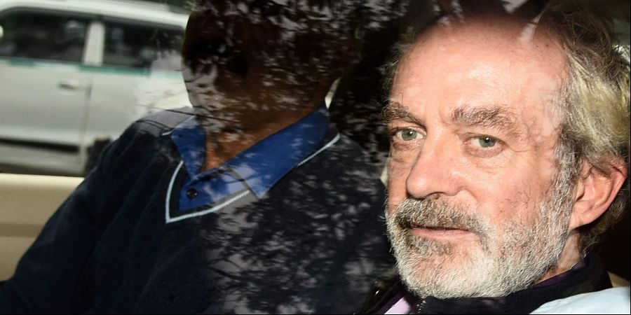AugustaWestland scam accused Christian Michel