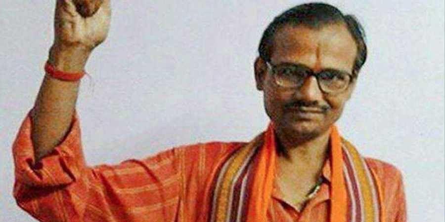 Slain Hindu Maha Samaj Party chief Kamlesh Tiwari