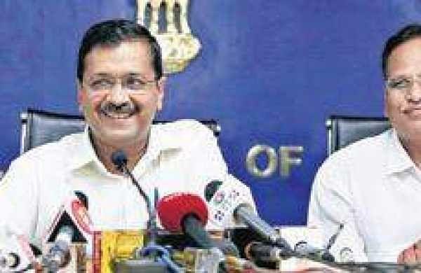 Delhi CM Arvind Kejriwal seeks haste on registration ofunauthorised colonies