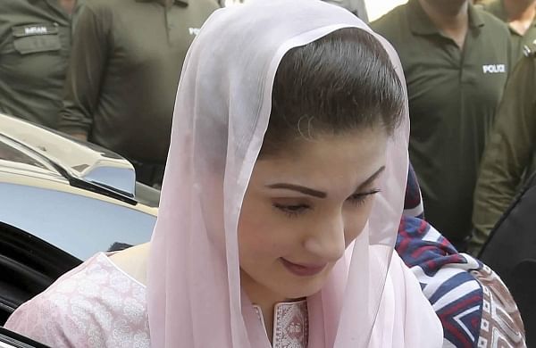 Ex-Pakistan PM Nawaz Sharif's daughterMaryam admitted to same hospital as father