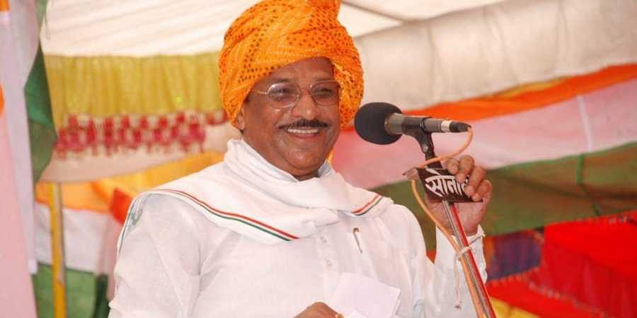 Congress leader Kantilal Bhuria