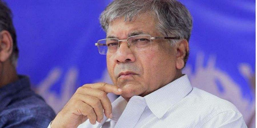Vanchit Bahujan Aghadi leader Prakash Ambedkar